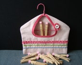 Custom Toy Clothespin Bag - Reserved for mphollie