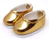 Golden Slip-On for Brownie, Pukipuki S00031F