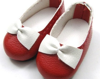 Bow Red Ballerina for Lati Yellow SP S00009C