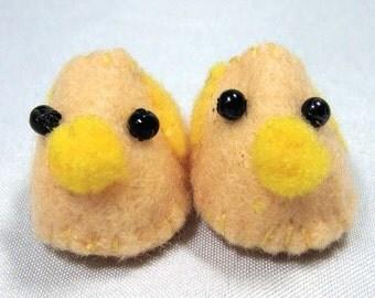 Yellow Chicken Pet Slippers for Lati Yellow, PukiFee, Riley Kish, Tulah Kish, Bobobie Nissa, DIM Silf, Dollk S00035I