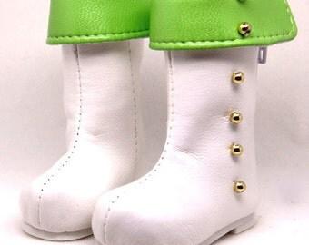 Green Space Boots for YO-SD, LittleFee, Petite Ai, Ange Ai, Ciao Bella S00040B