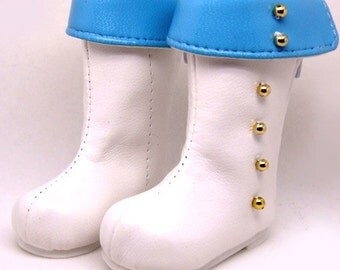 Blue Space Boots for YO-SD, LittleFee, Petite Ai, Ange Ai, Ciao Bella S00040C
