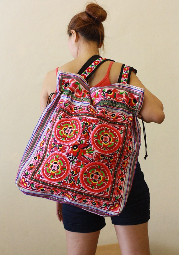 Wooden candy ... oversize totes 100 percents hemp