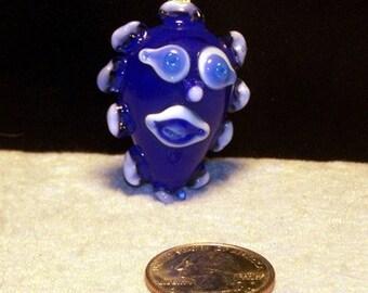 Blue Spirit pendant