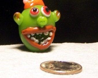 Laughing Goblin pendant