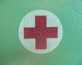First Aid: Fourth Edition -- The American Red Cross -- Heavily Illustrated