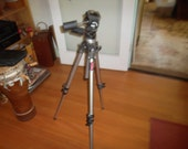 Bogen Adjustable Tripod  Style 3030, Made in Italy