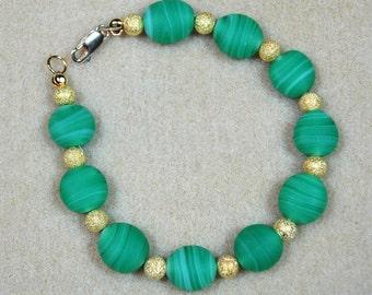Golden Elegance Bracelet