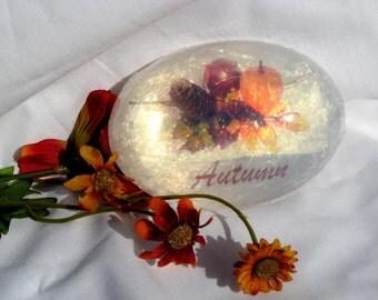 Autumn Glycerin Soap Bar