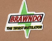 Brawndo Patch - Idiocracy