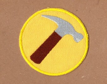 Captain Hammer Patch - Dr Horrible's Singalong Blog