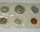 1961-p mint coin set
