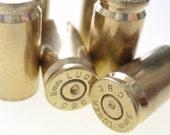 6 Mixed 9mm Empty Brass shells bullet casings brass rounds cases cartridges empties shells,reloads, spent gun
