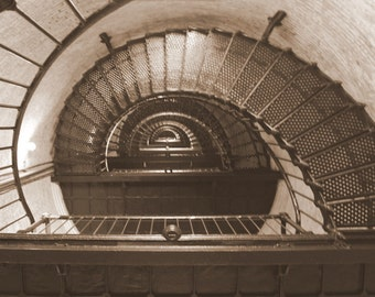 Lighthouse Stairway