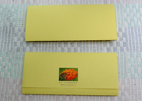 Tri-Fold Stationery - package of 6