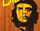 Che Guevara Print 11x17 - Famous Seniors