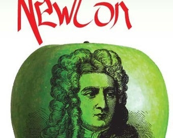 Sir Isaac Newton Print 11x17 - Famous Seniors