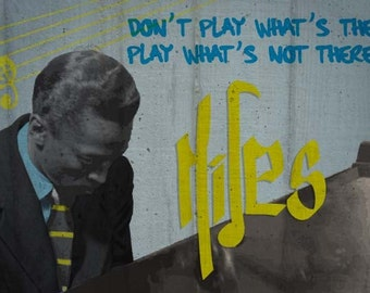 Miles Davis Print 11x17 - Famous Seniors