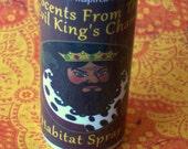 Scents From The Evil King's Chamber Vegan Habitat Spray