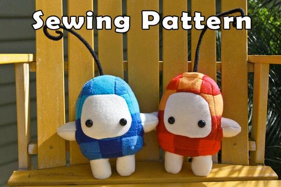 PDF DOWNLOAD Sewing Pattern Puzzle Solvers Plush