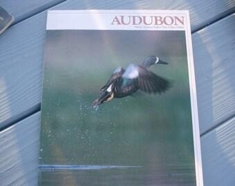 Audubon Magazine from 1983