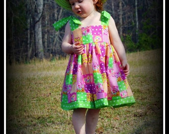 Stephanie Collection Boutique Tutti Frutti Sundress Set