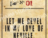 12x18 Proclamation Neville Longbottom print