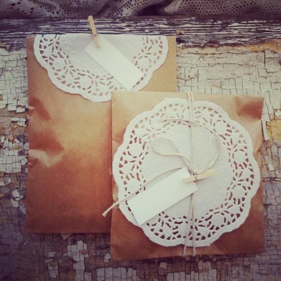 Wedding Gift Wrap Etiquette: Items Similar To Wedding Favor Bags