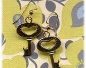 Gold Key Earrings SUPER SALE