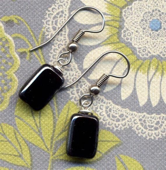 Custom order - Black Bella Earrings SUPER SALE
