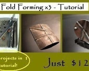 Tutorial - Fold Formedx3