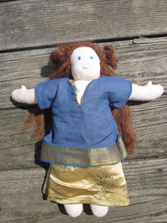 Waldorf Doll Alice