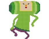 Cross Stitch Pattern - Katamari Cousin - The Prince