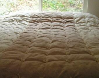Queen Wool Comforter