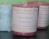 HOLIDAY SPECIAL CRANBERRY MARMALADE VOTIVE CANDLE