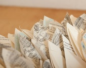Paper Wreath Leaves - MTO for  Erica Fenik