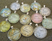 Adoption Jewelry, Map necklace of the place of your choice Unique gift for yourself or a friend
