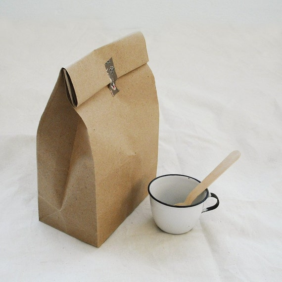 LAST Set of 15 kraft bags Large 31.5 cmX 15.5 cm favor bags, bakery bags, treat bags,paper bags