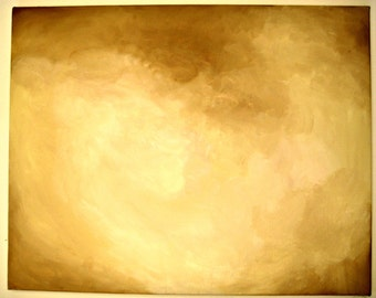 Sandstorm an original acrylic painting,original painting,brown towns,abstract painting,skyscape,optimistic painting,original wall art