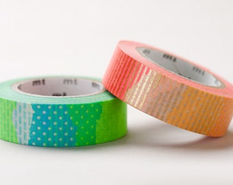 MT 2011 - Japanese Washi Masking Tapes / Patch Patterns ExF