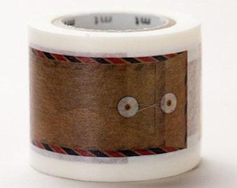 MT ex 2011 Autumn- Japanese Washi Masking Tapes / 40mm wide Envelopes