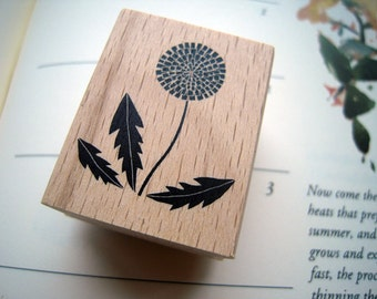 Pretty Japanese Flora Wooden Rubber Stamp (STP-014) for cards, tags invitations making, scrapbooking, packaging