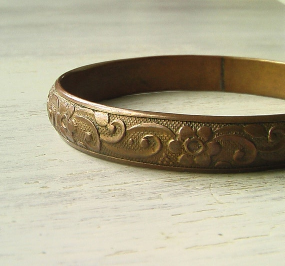 Antique Bracelet Beautiful Patina