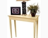 Wide Accent Table