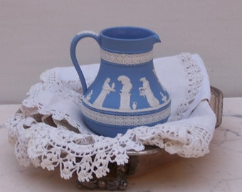 Wedgwood Estruscan Jug
