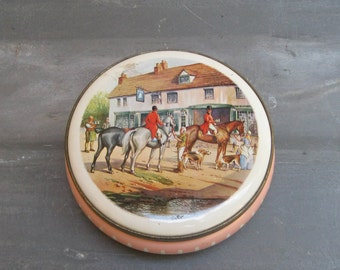The Fox Hunt Tin