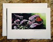 Happy Hour - Fine Art Note Card