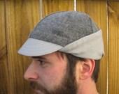 the Gracious Grey wool winter cap