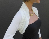 weddings / bridal accessories / shrugs / boleros / bridal wraps / bolero wedding wraps / bridal jacket
