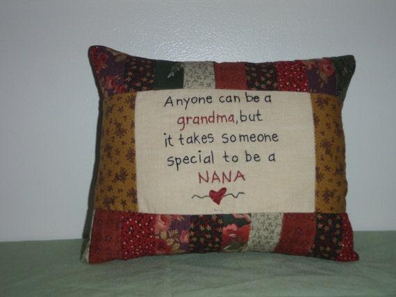 Nana Pillow